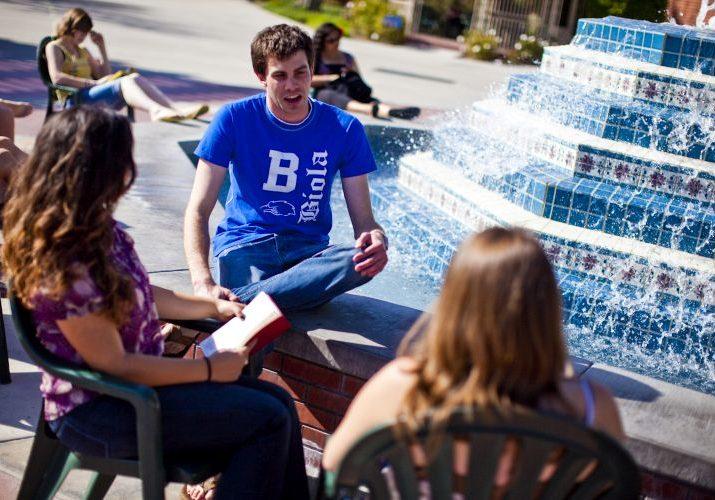 Students-Fluor Fountain 1